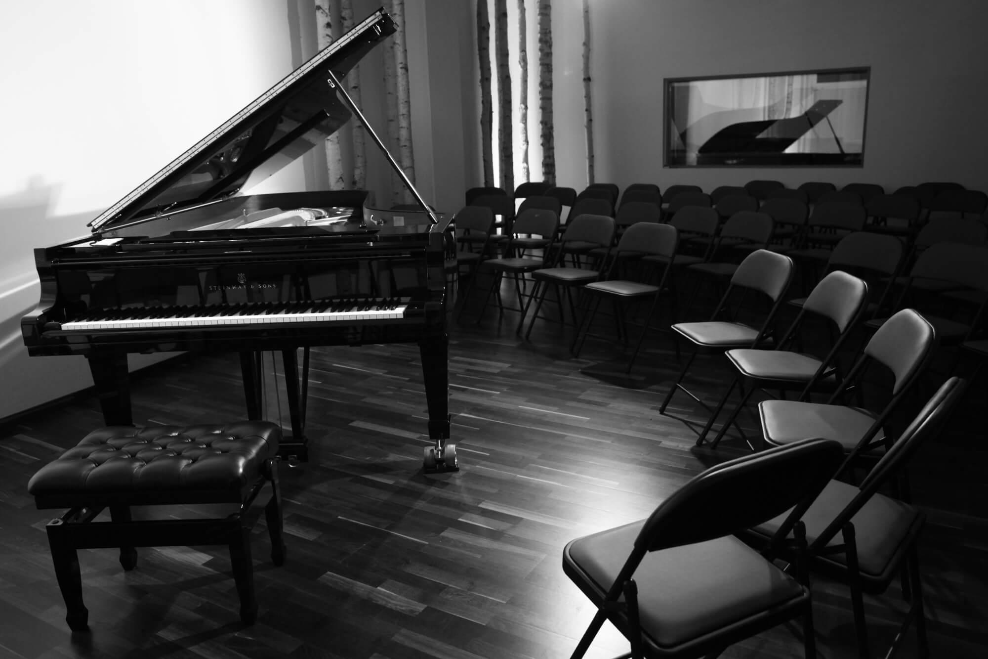 Steinway Werkstatt Konzert